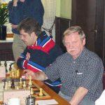 Bernd Thiel und Joachim Talarski in Aktion