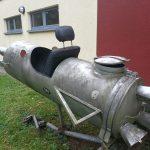 Fehlstart: Zeppelins Rakete bleibt am Boden