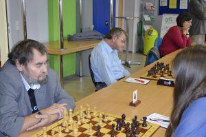 Three in a row: Jürgen Rochol, Peter Braunschuh und Kathrin Cillis auf Erfolgskurs